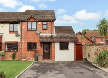 Thumbnail 2 bed semi-detached house for sale in Watkin Road, Hedge End, Southampton