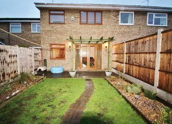 Thumbnail 3 bed terraced house for sale in Warwick Close, Canvey Island