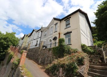 3 bed terraced house for sale in Hilldrop Terrace, Torquay TQ1