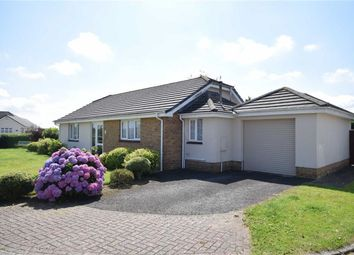 Thumbnail 2 bed detached bungalow for sale in Meadowstone Close, Frithelstockstone, Torrington