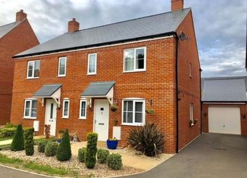 Thumbnail 3 bed semi-detached house for sale in Dunnock Road, Bodicote, Banbury, Oxfordshire