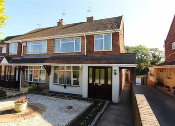 Thumbnail 3 bedroom semi-detached house for sale in Cinder Road, Gornal Wood, Dudley