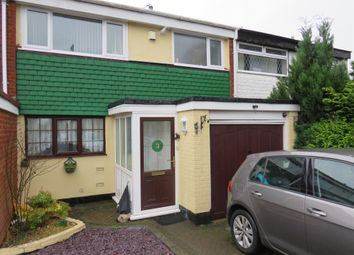 Thumbnail 3 bed terraced house for sale in Haven Croft, Great Barr, Birmingham
