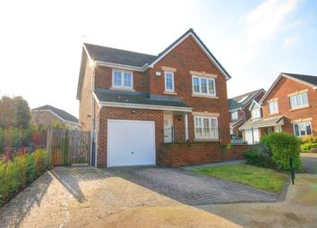 Thumbnail 4 bed detached house for sale in Birch View, Chester Le Street