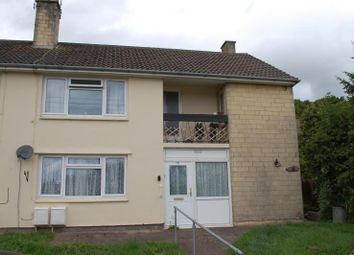 Thumbnail 2 bed flat to rent in Hillside Avenue, Midsomer Norton