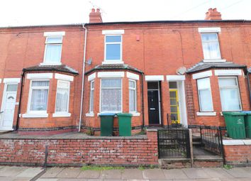 3 bed terraced house for sale in Melbourne Road, Coventry, West Midlands CV5