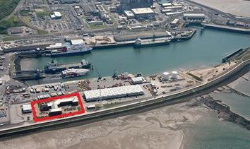 Thumbnail Office to let in North Quay Offices, Heysham Port, Heysham