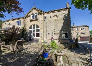 Thumbnail 6 bed semi-detached house for sale in Lane Side, Queensbury, Bradford