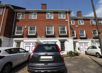 Thumbnail 3 bed town house to rent in Courtwood Close, Salisbury