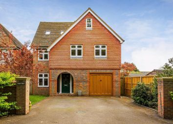 Thumbnail 5 bed detached house for sale in Restwell Avenue, Cranleigh