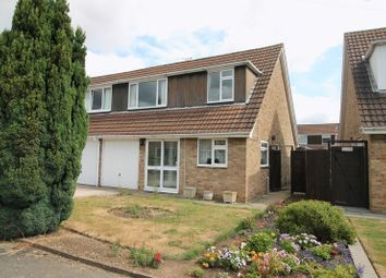 Thumbnail 3 bed semi-detached house for sale in Berryfield Glade, Churchdown, Gloucester