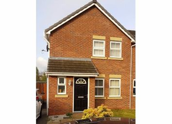 Thumbnail 3 bed semi-detached house to rent in Longleat Close, Warrington