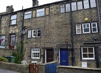 Thumbnail 1 bed terraced house to rent in Paris Road, Scholes, Holmfirth