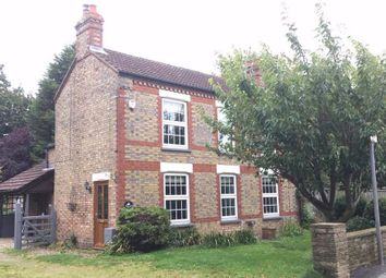 Thumbnail 3 bedroom detached house to rent in Main Road, Elm, Wisbech, Cambridgeshire