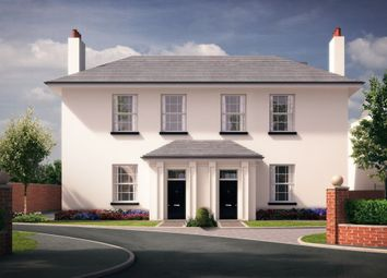 Thumbnail 4 bed semi-detached house to rent in Magdalen Place, St Leonards, Exeter