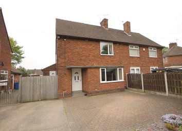 Thumbnail 4 bed semi-detached house for sale in Ulverston Road, Newbold, Chesterfield