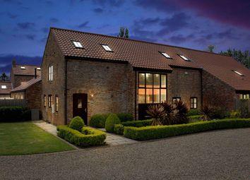 Moor Monkton, York YO26. 4 bed barn conversion for sale