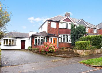 Thumbnail 3 bed semi-detached house for sale in Coopers Road, Handsworth Wood, Birmingham, West Midlands