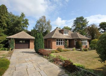 Thumbnail 4 bed bungalow to rent in Clevehurst Close, Stoke Poges, Slough