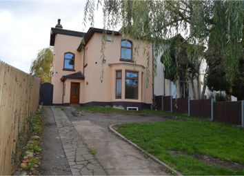 Thumbnail 5 bed semi-detached house for sale in Well Lane, Birkenhead