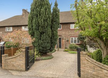 Thumbnail 3 bed terraced house for sale in Bakers End, Wimbledon Chase