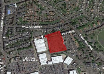 Thumbnail Commercial property for sale in Firs Street, Falkirk