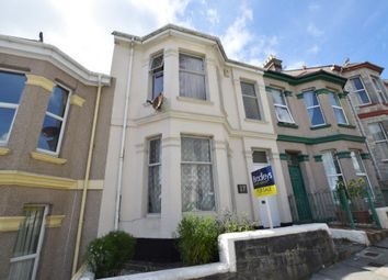 Thumbnail 3 bedroom terraced house for sale in Cranbourne Avenue, Plymouth, Devon