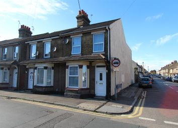 Thumbnail 3 bed end terrace house to rent in Chalkwell Road, Sittingbourne