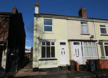 Thumbnail 2 bed end terrace house for sale in Green Lanes, Bilston