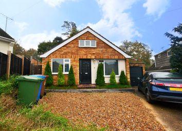 Thumbnail 3 bed detached bungalow to rent in Ryan Mount, Sandhurst, Berkshire