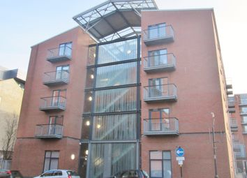Charlotte Street, Birmingham B3. 1 bed flat