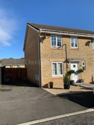 Thumbnail 3 bed semi-detached house to rent in Grayson Way, Llantarnam, Cwmbran, Torfaen.