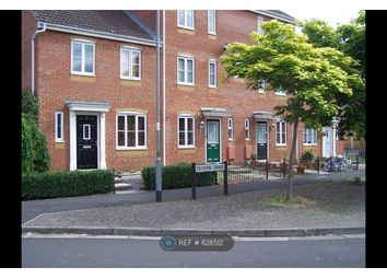 Thumbnail 4 bed terraced house to rent in Severn Drive Taunton, Taunton