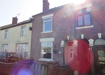 Thumbnail 3 bed terraced house to rent in Nottingham Road, Ripley