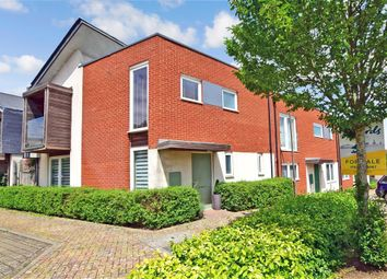 Thumbnail 3 bed end terrace house for sale in Clock House Rise, Coxheath, Maidstone, Kent