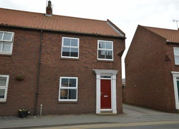 Thumbnail 3 bed semi-detached house to rent in Southgate, Hornsea, East Yorkshire