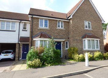 Thumbnail 3 bedroom terraced house to rent in Aldermere Avenue, Cheshunt, Waltham Cross