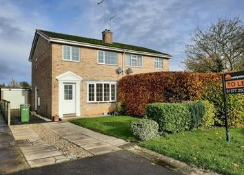 3 bed semi-detached house to rent in Elm Road, Driffield YO25
