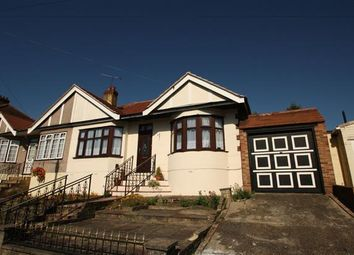 Thumbnail 3 bed bungalow to rent in Roding Lane North, Ilford