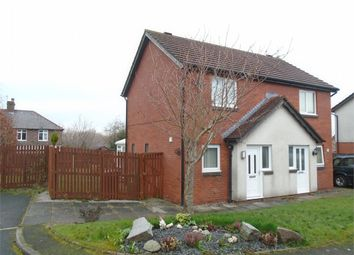 Thumbnail 2 bed semi-detached house for sale in Berkeley Grange, Off Newtown Road, Carlisle, Cumbria