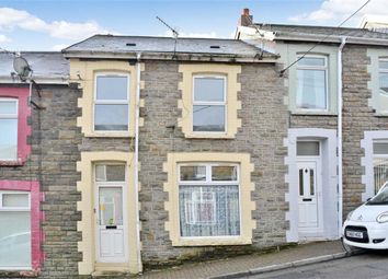 Thumbnail 3 bed terraced house for sale in Byron Street, Aberdare, Rhondda Cynon Taff