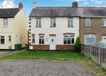 3 bed semi-detached house for sale in Leicester Road, Sapcote, Leicester, Leicestershire LE9