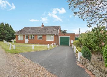 Thumbnail 2 bed detached bungalow for sale in St. Hildas Street, Sherburn, Malton