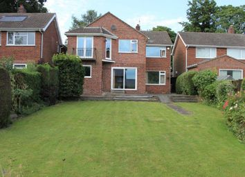 Thumbnail 4 bed detached house for sale in Willington Road, Etwall, Derbyshire