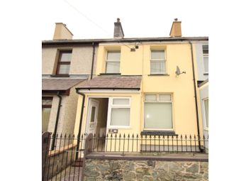Thumbnail 2 bed terraced house for sale in Caradog Place, Deiniolen