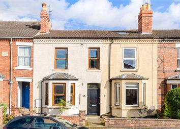 Thumbnail 2 bed terraced house for sale in Harcourt Street, Newark, Nottinghamshire