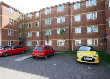 Thumbnail 2 bed flat for sale in Edward Court, Halimote Road, Aldershot