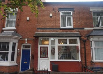 Thumbnail 3 bedroom terraced house for sale in Somerset Road, Handsworth, Birmingham.B20
