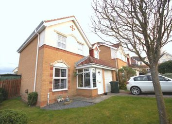 Thumbnail 3 bedroom detached house for sale in Hauxley, Killingworth, Newcastle Upon Tyne