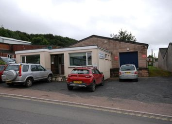Thumbnail Commercial property for sale in Lords Meadow Industrial Estate, Crediton, Devon
